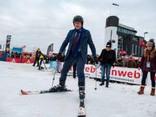 Winter in Antwerpen van start gegaan: De Wever op latten, een Belgisch kampioene op schaatsen en volk, heel veel volk