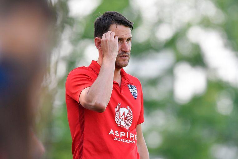 Eupen-coach San José
