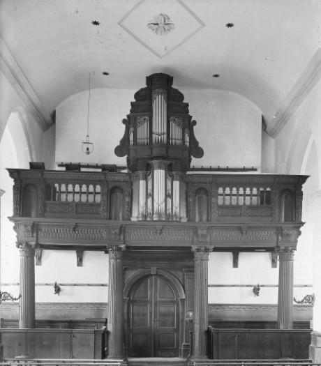 Hoe het Nispense orgel twee keer aan de sloophamer ontsnapte