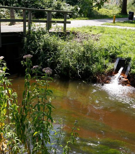 Onttrekkingsverbod voor de Tongelreep bij Eindhoven; waterschap bezorgd om aanhoudende droogte