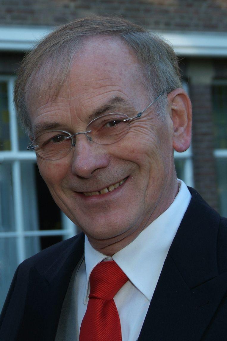 Gerard van der Rijt Beeld