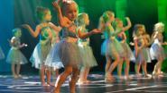 Achthonderd dansers brengen animatiewereld tot leven