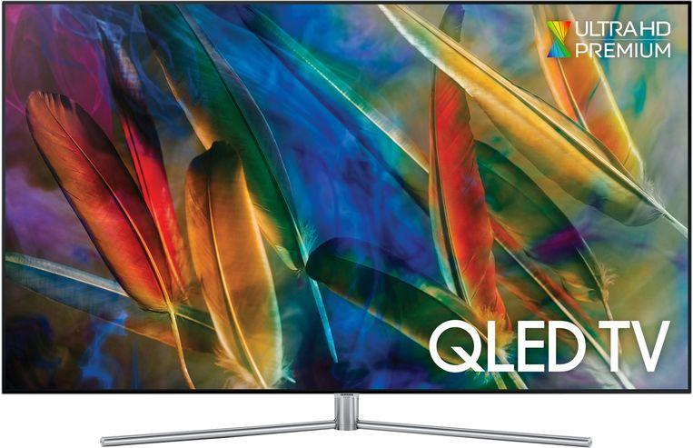 Samsung ontwikkelde, met Quantum Dots, een schermtechnologie die de klassieke 'liquid crystal display' versterkt.