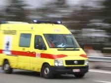 Deux blessés graves dans une collision frontale à Doische