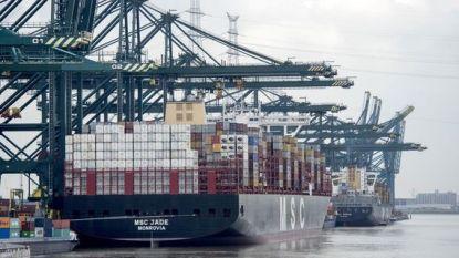 Havenbedrijf Antwerpen neemt interne maatregelen om verspreiding corona te beperken