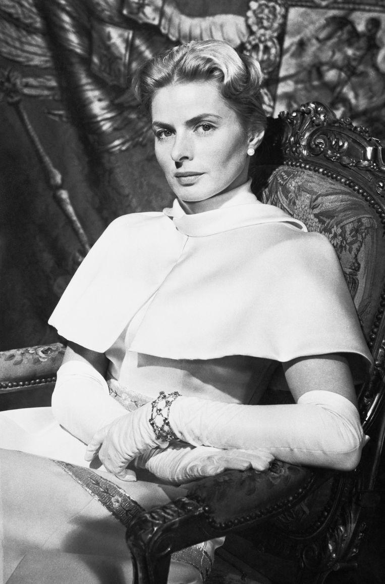 Ingrid Bergman als Anastasia Beeld null