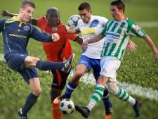 Uitslagen en doelpuntenmakers zaterdag 26 mei