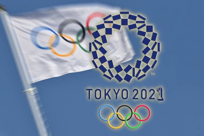 De Olympische Spelen gaan in 2021 door.
