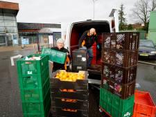 Het laatste vers van Albert Heijn aan de Jacobslaan is voor de voedselbank