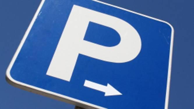 Middenberm Guido Gezellestraat wijkt dit najaar voor extra parkeerplaatsen