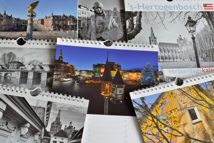Verjaardagskalender van Den Bosch