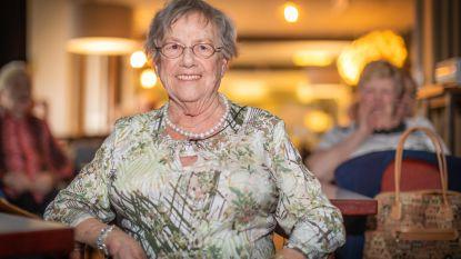Bomma Gilberte zit klaar voor recordpoging van haar kleinzoon Victor Campenaerts