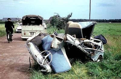 Documentaire over windhoos Chaam in 1967 op DVD uitgebracht