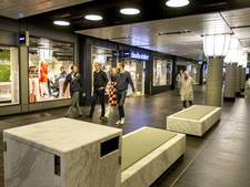 Eftelingmuziek jaagt hangjongeren op Amsterdam Centraal weg