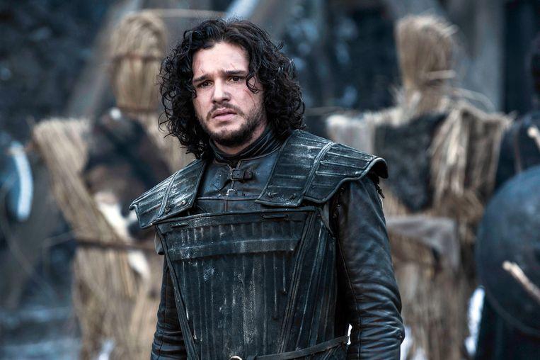 Jon Snow gespeeld door Kit Harington. Beeld RV