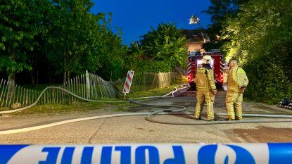Brand die recent gerenoveerde woning vernielde ontstond in tuinhuis