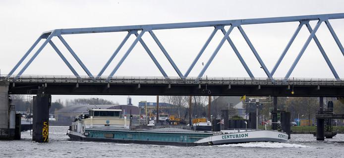 De brug bij Sas van Gent.