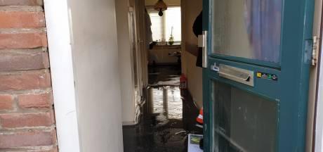 Wasmachine zet woningen in Kruiskamp onder water
