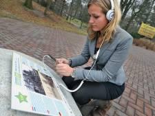 Luisterplekken bevrijdingsroute in Salland en Twente verbonden door auto- en fietsroutes