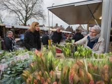 Raadhuisplein in Waalwijk nog niet overhoop voor komst markt