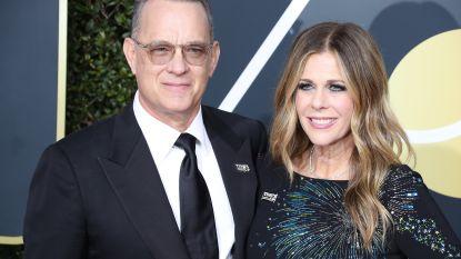 Tom Hanks en Rita Wilson vieren 30-jarig huwelijk met groot feest