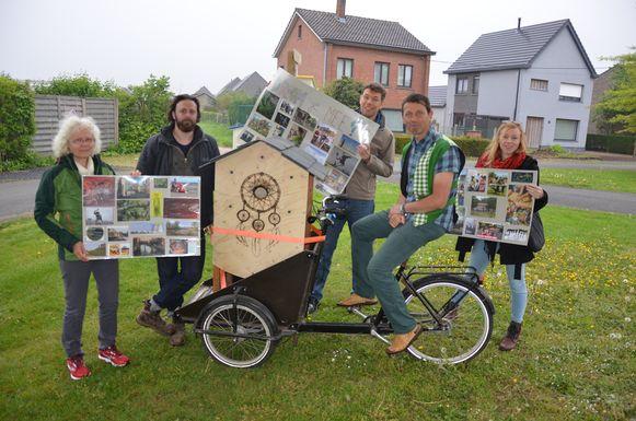 In tien 'dromenvangers' konden Lokeraars deze zomer hun ideeën spuien over hun stad van de toekomst.