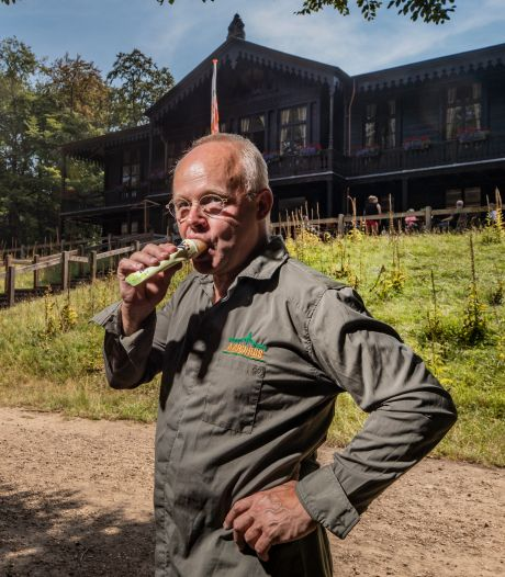 Het Aardhuis in Hoog Soeren zonder water tijdens de hittegolf: 'zonder water kan een restaurant niet draaien'