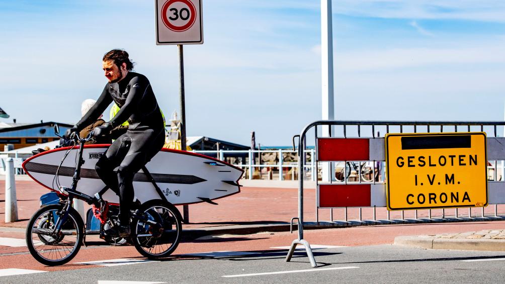 Ondanks lenteweer trekt Nederland er niet massaal op uit: 'Je kan op het strand een kanon afschieten'