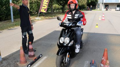 Nieuw oefenterrein voor kandidaat-motorbestuurders ingehuldigd in Haren