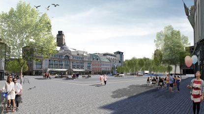 Groenplaats krijgt pas in 2022 of 2023 heraanleg