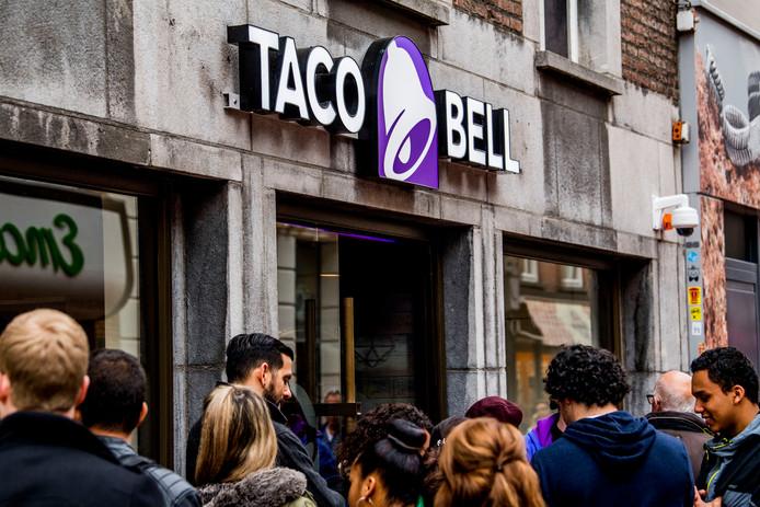 Taco Bell opende april 2017 haar eerste Nederlandse vestiging geopend in Eindhoven.