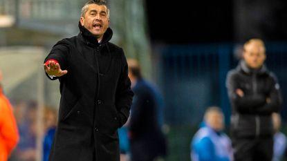 Adnan Custovic is de nieuwe hoofdtrainer van KV Oostende, Franck Berrier wordt zijn assistent