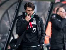 Voormalig NEC-trainer Hyballa neemt Ten Hoopen als assistent mee naar Slowakije