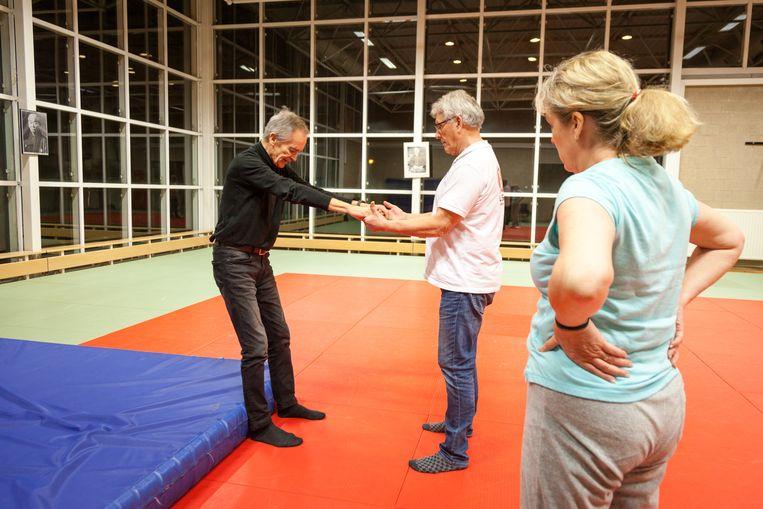 Senpai Fit bij Judoclub Tervuren.
