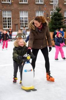 Tal van winteractiviteiten bij ijsbaan in Geldrop