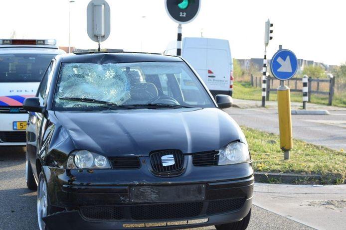 Ongeluk Metamorfosenallee in Arnhem