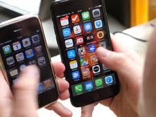 10 jaar na de introductie van de iPhone weet niemand meer beter