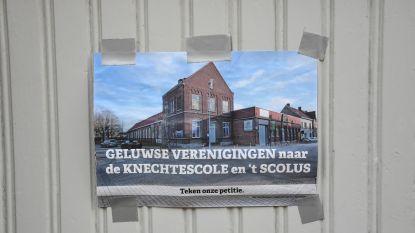 """Al duizend handtekeningen voor behoud jongensschool: """"Tijd dat het schepencollege eens luistert naar de burgers"""""""