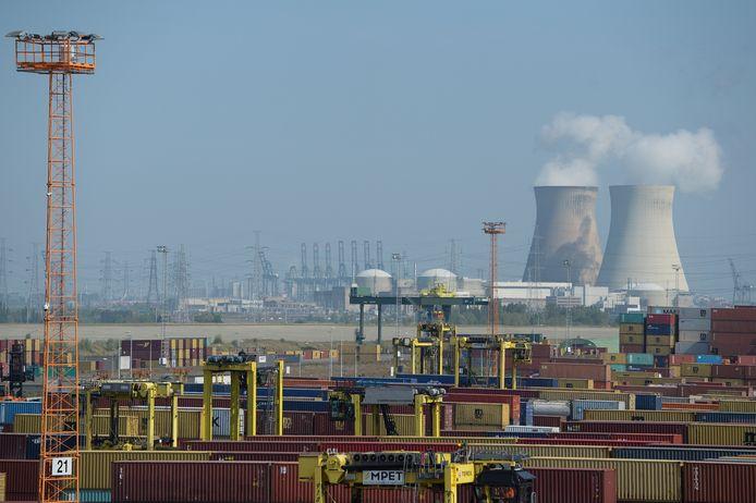 De haven van Antwerpen, beeld ter illustratie.