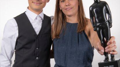 Kato De Boeck (25) haalt Ensor binnen voor Beste Kortfilm