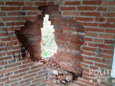 Theekoepel op Tankenberg in De Lutte vernield: 'Asociale daad'