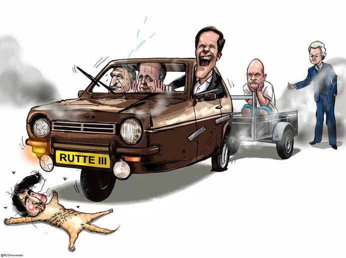 Motorblok Rutte III