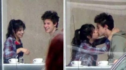 Shawn Mendes en Camila Cabello kussend gespot: zijn ze dan toch een koppel?
