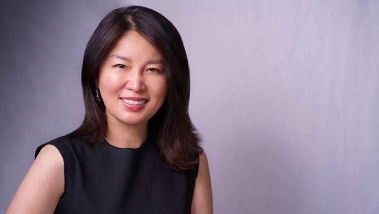 Kathy Chen Beeld Twitter