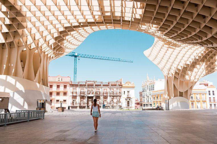 Sevilla, Spanje.