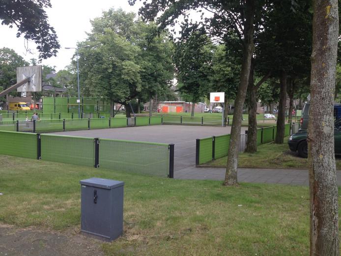 Het Taxandriaplein in Den Bosch.