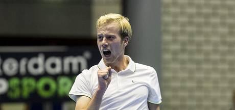 Van de Zandschulp kwartfinalist in Lille