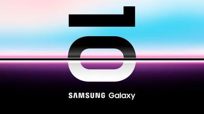 Samsung maakt datum bekend voor lancering Galaxy S10