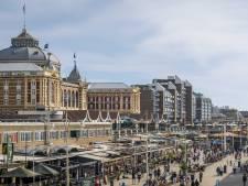 Boa's niet blij met drukte in Scheveningen: 'Op sommige plekken te druk om in te grijpen'