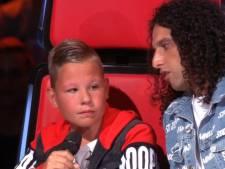 Emotioneel Voice Kids-talentje Brandon verrast 1,7 miljoen kijkers met keuze voor coach